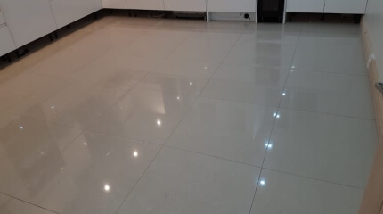 fitted kitchen floor wigan