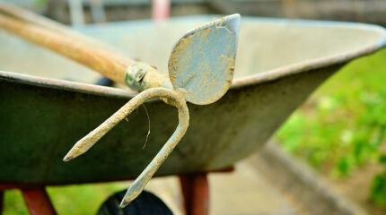 professional gardening tools