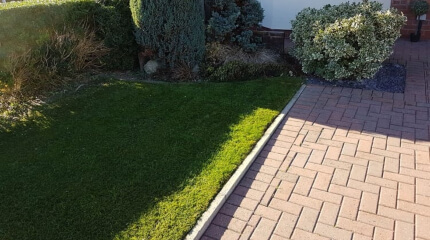 professional landscaping in Wigan