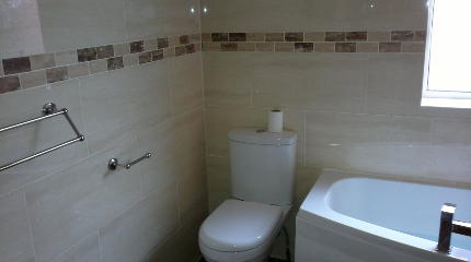 specialised bathroom design