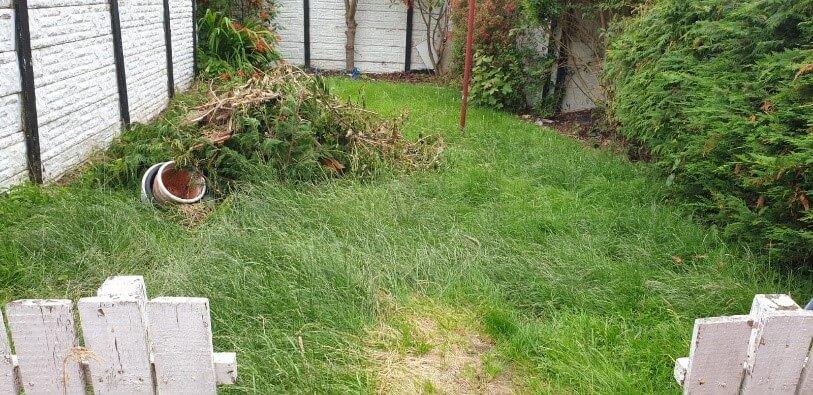 garden tidy up warrington