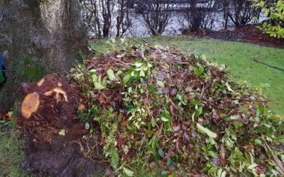 Local Garden Waste Removal in Warrington