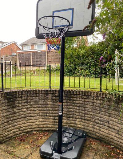 basketball assembly service