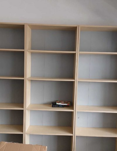 furniture installation and mounting
