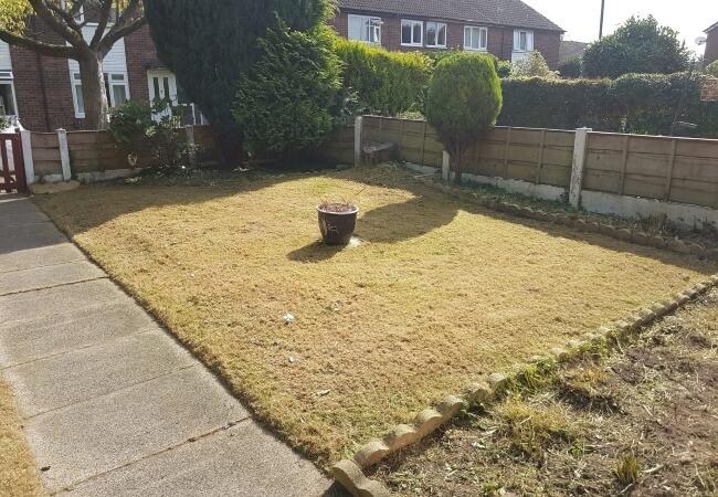 local garden clearance in warrington