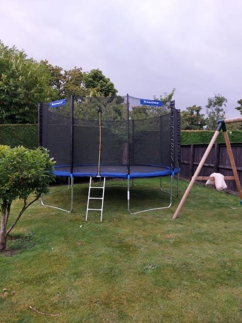 expert trampoline assembly in warrington