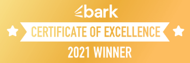 bark certificate excellence